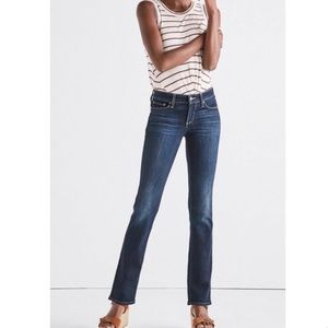Lucky Brand Orta Sweet Straight Jeans